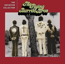 The Definitive Collection by The Flying Burrito Brothers (CD, Apr-2007, Hip-O)