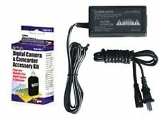 AC ADAPTER + Kit for JVC GZ-MG335H GZ-MG335HUC GZ-MG335HUS GZ-MG360 GR-D850UA