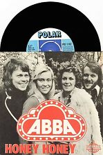 "ABBA - Honey Honey / King Kong Song - 7"" Vinyl 45 - New & Unplayed"