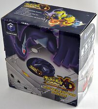 Pokemon XD Gale of Darkness Nintendo GameCube Limited Edition System Sealed!