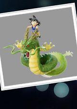 Bandai Dragonball DBZ Z Kai soul of hyper GT Figure Goku Gokou Kid Shenron
