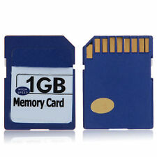 1GB Professional SD Memory Card High Speed Blue Chic 2016   FG