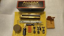AllPax Gasket Cutter Systems Extension Gasket cutter Pre Owned