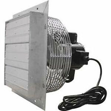 "EXHAUST FAN Commercial - Direct Drive - 12"" - 115V - 1115/855/555 CFM - 3 Speed"