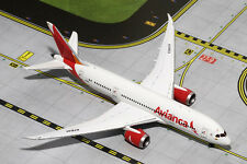 GEMINI JETS AVIANCA  787-8 DREAMLINER GJAVA1476 1/400 SCALE