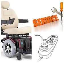 Jazzy 600 600XL Power Chair Technical Service Repair Guide Pride Parts Diagrams