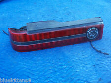 1987 1988 COUGAR LEFT TAILLIGHT OEM USED ORIGINAL MERCURY FORD PART HAS WEAR