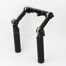 ARRI Type Rosette Arm Handle Grip Set fr 15mm Rod Support  Rod Clamp Rail System