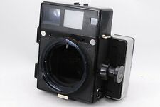 Mamiya Universal Black Body w/Polaroid Back #T579