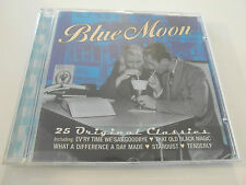 Blue Moon - Various (CD Album) Used Very Good