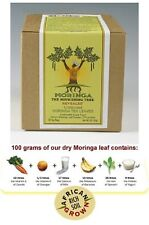 Moringa Unblended Tea Box (30ct). REVEALED BRAND (As seen on ABC's The View)
