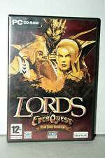 LORDS EVERQUEST REAL TIME STRATEGY USATO PC CDROM VERSIONE ITALIANA GD1 39699