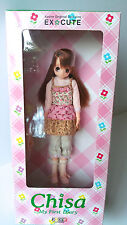pure neemo Azone EX Cute My First Diary Chisa Limited Edition 1/6 doll FREE GIFT