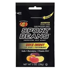 Jelly Belly Assorted Sport Bean 1 Ounce - Quick Energy For Sports Performance