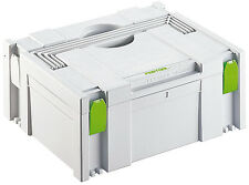 FESTOOL Systainer Classic SYS 2 445434 koppelbar  PROTOOL METABO BTI TANOS T Loc