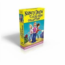 The Nancy Drew and the Clue Crew Collection : Sleepover Sleuths; Scream for...