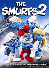 The Smurfs 2 DVD, 2013 NEW