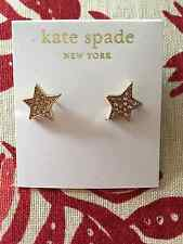 Kate Spade Statement Gold Stars Forever Stud Earring great for gifts