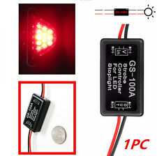 GS-100A 12V Flash Strobe Controller Box Flasher Module for LED Flashing Lamps