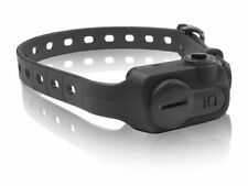 DOGTRA IQ BARK COLLAR BLACK NO BARK COLLAR VIBRATION STIMULATION BARK STOPPER