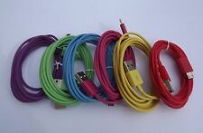 Colourful 2M USB Micro USB V8 Sync Charge Cable for Samsung HTC Huawei Nokia