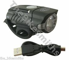 Niterider 6759 Swift 350 Lumens LED Bike Front Head Light USB Rechargable Lamp