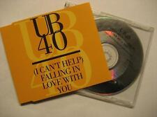 "UB 40 ""I CAN'T HELP FALLING IN LOVE WITH YOU"" - MAXI CD"