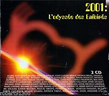 CD audio../....L'ODYSSEE DES ENFOIRES........2001.../..............
