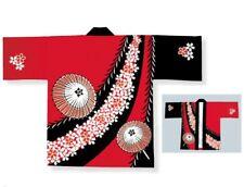 HAPPI HANTEN Traditional Coat Matsuri Festival Authentic JAPAN DHU6368