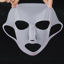 Silicone Earloop Mask Evaporation Moisturizing Whitening Sun Repair For All Skin