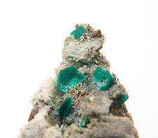 5509 Chalkophyllit chalcophyllite Gengma  China 2014 Specimen mineraux Stufe