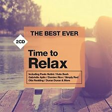 Best ever (2015, Rhino) Time to relax: Paolo Nutini, Gabrielle Aplin, D.. [2 CD]