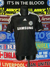 4/5 Chelsea adults M 2008 away football shirt jersey trikot