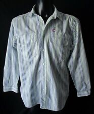 CASUCCI Traditional Manufacturing CAMICIA Shirt TG.L  Fantasia a righe Cod.S