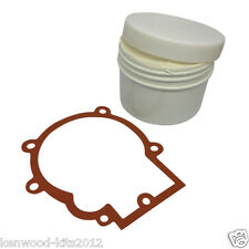 Kenwood kMix Gearbox Gasket KW710647 With 100G of Certified Foodsafe Grease.