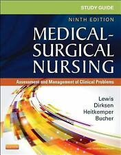 Study Guide & Test Bank for Medical-Surgical Nursing by Sharon L. Lewis