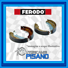 FSB565 KIT GANASCE FRENO POSTERIORI FORD FOCUS 1.8 Turbo DI / TDDi 90 CV C9DC