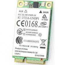 7.2 Mbps HP UN2400 GOBI1000 3G UMTS EDGE HSDPA WWAN Card For HP 8530W 6930P