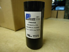 Packard PTMJ43A Motor Start Capacitor 43-53 MFD 220-250 VAC