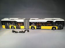 HO 1/87 Rietze Automodelle # 73101 Solaris U18 '14 Vorführdesign City Bus