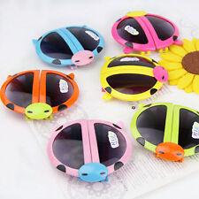 1Pcs Cute Foldable Beetle Ladybug Baby Children Kids Sunglasses Goggles Eyewear