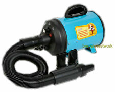 220V 2800W Dog Pet Grooming Dryer Hair Dryer Removable Pet Hairdryer 2 Nozzles