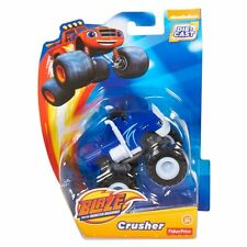 Blaze & the Monster Machines Diecast Vehículo-Crusher * Nuevo *
