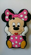 ES- PHONECASEONLINE FUNDA S MINNIE PINK PARA BQ AQUARIUS E5