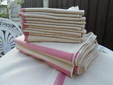 5 x Large heavy thick 100% cotton oven cloth chefs professional chef catering