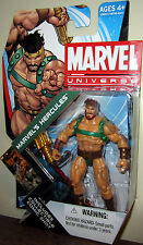 "MARVEL UNIVERSE Collection_Marvel's HERCULES 3.75 "" action figure_Series # 4_MIP"