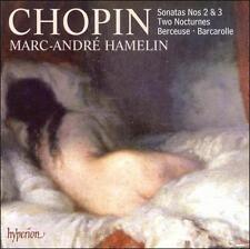 Chopin: Piano Sonatas Nos. 2 & 3 (CD, Jan-2009, Hyperion)