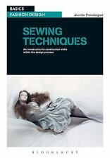 Sewing Techniques: An introduction to construction skills within the design proc