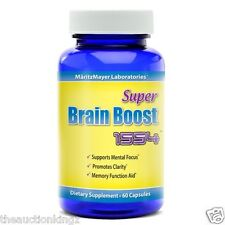 Brain Supplement Pills Nootropic Limitless Focus Memory Concentration Energy