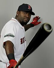 David Ortiz 8 x 10 GLOSSY Photo Picture IMAGE #2